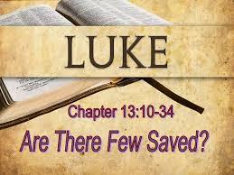 Few Saved