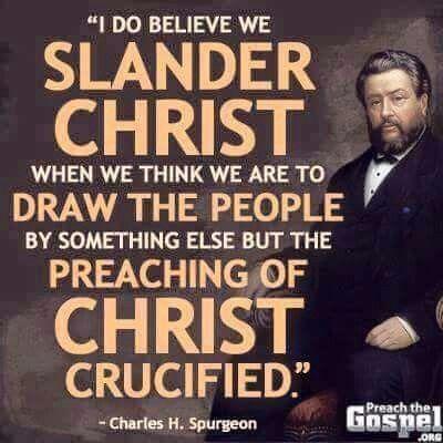Slandering Jesus