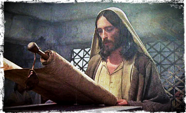 Image result for jesus spirit of lord upon me