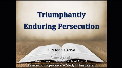 Persecution - 5