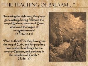 Balaam