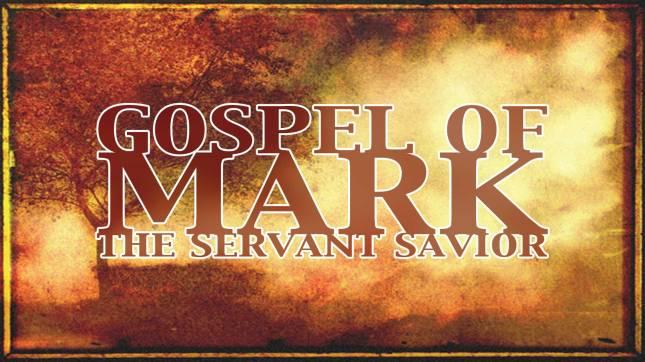 Mark's Gospel - 6