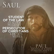 Saul Persecutor