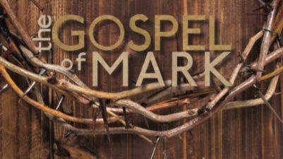 Mark's Gospel - 3