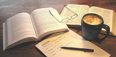Book Studies - 1