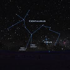 "Alpha Centauri of the constellation, ""Centuarus, the Centuar"" (Image from Google Images)"