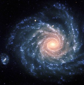 Spiral galaxy, NGC 1232, obtained on September 21, 1998. (Image from Google Images)