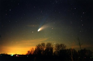 Comet (Image from Google Images)