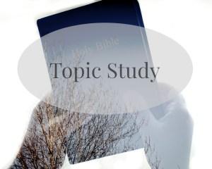 Topic-Study