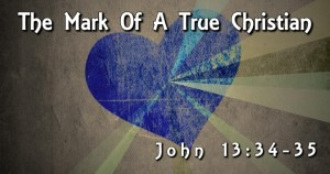 Mark of Christ - 1