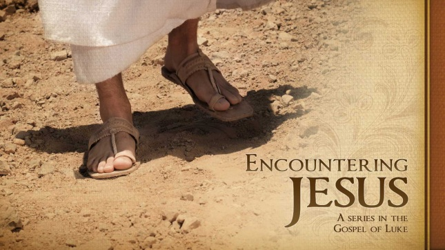 Encountering Jesus - 1