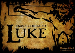 Jesus according to Luke