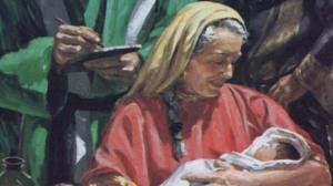 John the Baptist - Birth