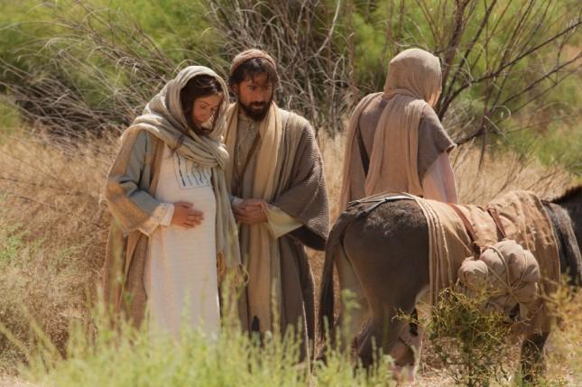 Joseph and Mary - 1