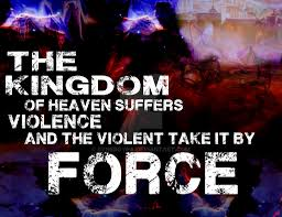 Kingdom suffers violence