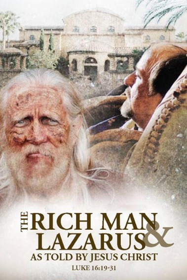 Rich Man and Lazarus - 2
