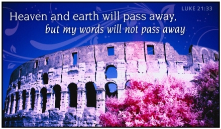Word of God is Forever 2