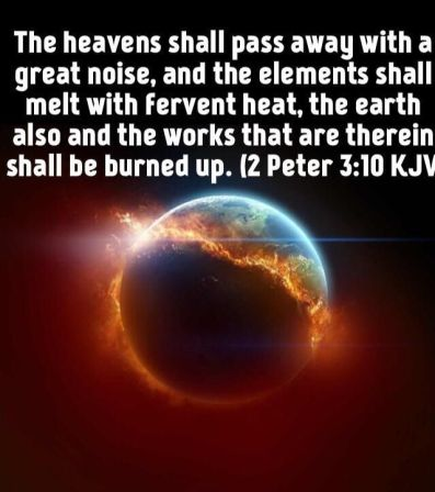 Heaven and Earth Pass Away 2