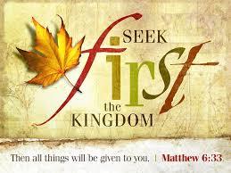 Kingdom of God - 5