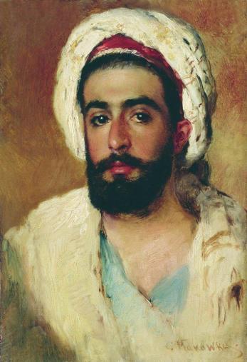 Bedouin prince