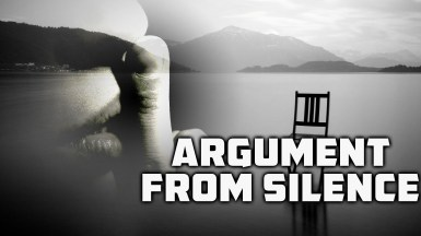 Argument from Silence