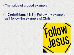 Good Example = 1