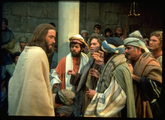 Jesus Appearance to the Disciples