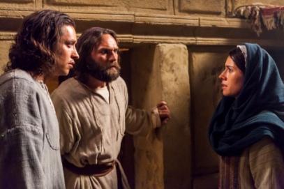 Unbelief of the disciples