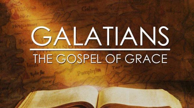 Galatians - 8