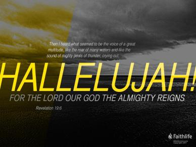 Lord Almighty Reigns