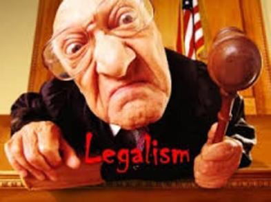 Legalism - 1