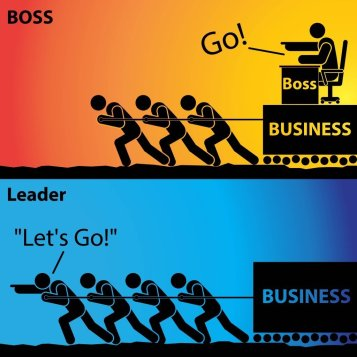 Boss and leadership