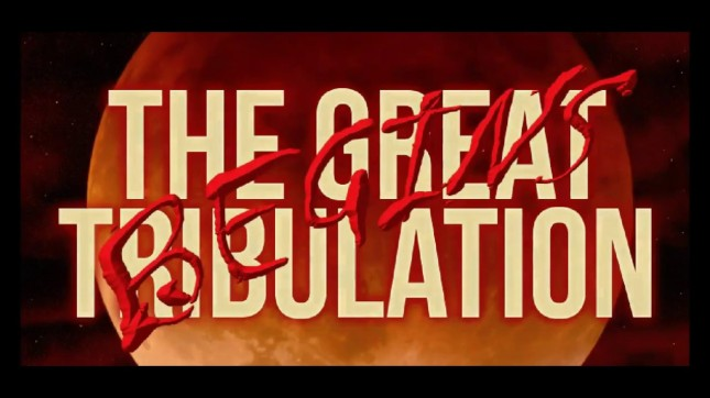 Great Tribulation - 1