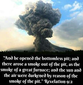 Smoke of the pit