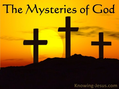 Mysteries of God