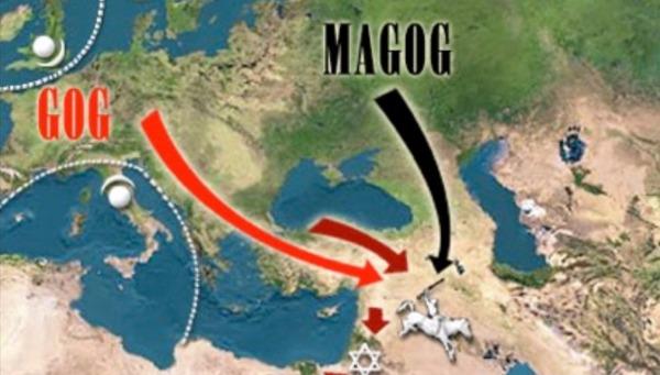 Gog and Megog - 4