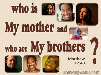Jesus' Brethren